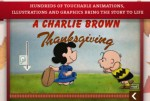Thanksgiving App Charlie Brown
